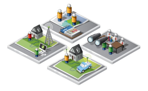 Modular location-based solutions to suit your unique business needs