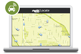 Request a demo for mobi's GPS tracking software