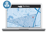 Request a demo for mobi's territory planning software